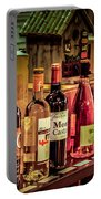 The Wine Shop Portable Battery Charger