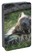 The Wolverine Skunk Bear Happy Face Portable Battery Charger