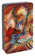 The Women Of Tanakh Hava II Portable Battery Charger