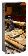 The Woodworker Portable Battery Charger by Paul Ward