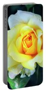 The Yellow Rose Palm Springs Portable Battery Charger