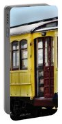 The Yellow Trolley Car Portable Battery Charger