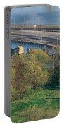 Theodore Roosevelt Bridge, Washington Portable Battery Charger