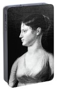 Theodosia Burr (1783-1813) Portable Battery Charger