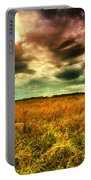 There Is A Sun After The Storm Portable Battery Charger