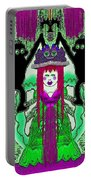 There It Is The Fantasy Panda Hat Portable Battery Charger