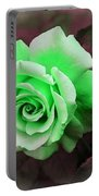 There Were Roses Triptych Portable Battery Charger