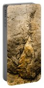 Theropod Dinosaur Footprint Portable Battery Charger