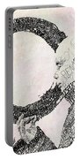 Thich Nhat Hanh Portable Battery Charger
