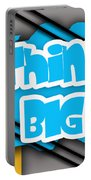 Think Big Portable Battery Charger