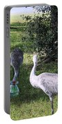 Thirsty Cranes Portable Battery Charger