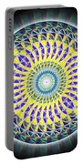 Thirteen Stage Alchemy Kaleidoscope Portable Battery Charger