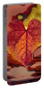 This One Is For Love Portable Battery Charger by Linda Sannuti