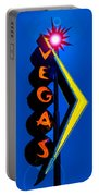 This Way To Vegas Portable Battery Charger