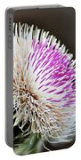 Thistle Bloom Portable Battery Charger