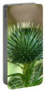 Thistle Head Portable Battery Charger