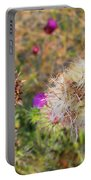 Thistles  Portable Battery Charger
