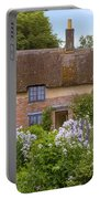 Thomas Hardy's Cottage Portable Battery Charger by Joana Kruse
