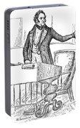 Thomas Hart Benton (1782-1858) Portable Battery Charger