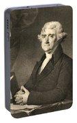 Thomas Jefferson Portable Battery Charger