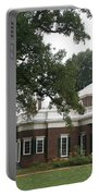 Thomas Jeffersons Monticello Portable Battery Charger