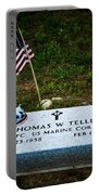Thomas W. Teller Portable Battery Charger