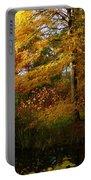 Thoreau's Splendour Portable Battery Charger