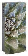 Thorny Succulent Portable Battery Charger