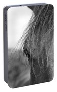 Thoroughbred B/w Portable Battery Charger