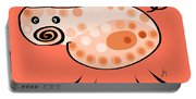 Thoughts And Colors Series Pig Portable Battery Charger