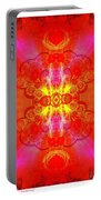 Thoughts Of Love And Light Transforming Portable Battery Charger