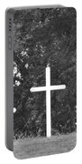 Three Crosses Portable Battery Charger