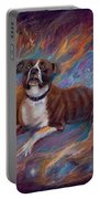 If Dogs Go To Heaven Portable Battery Charger