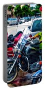 Three Guys On Bikes Portable Battery Charger