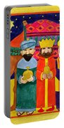 Three Kings And Camel Portable Battery Charger
