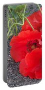 Three Poppies Too Portable Battery Charger