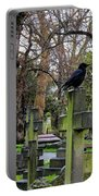 Three Ravens Portable Battery Charger
