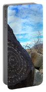 Three Rivers Petroglyphs 5 Portable Battery Charger