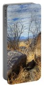 Three Rivers Petroglyphs 7 Portable Battery Charger