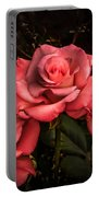 Three Roses Portable Battery Charger
