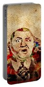 Three Stooges Graffiti Portable Battery Charger