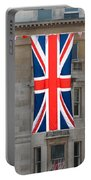 Three Union Jack Flags Portable Battery Charger