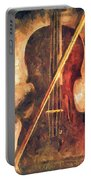 Three Violins Portable Battery Charger