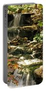 Three Water Falls Portable Battery Charger