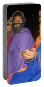 Three Wise Men On Float Christmas Parade Eloy Arizona 2005 Portable Battery Charger