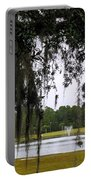 Through Live Oak Tree Portable Battery Charger