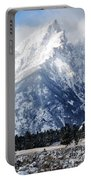 Through The Clouds Portable Battery Charger