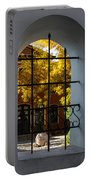 Through The Fence Window Portable Battery Charger