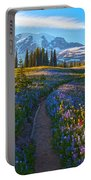 Through The Golden Meadows Portable Battery Charger