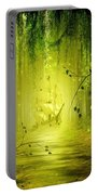 Through The Jungle Portable Battery Charger